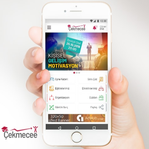 Selfie Çekmecee Mobile Application Software